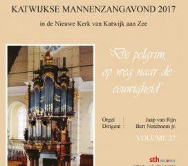 Katwijk 1600 mannen zingen psalm 43