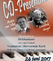 CD presentatie Venhuizen