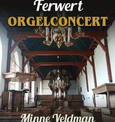 Ferwert orgelconcert in de sint Martinuskerk