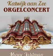 Vredeskerk Katwijk orgelconcert