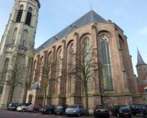 Koorkerk Middelburg concert Alisa van Dijk