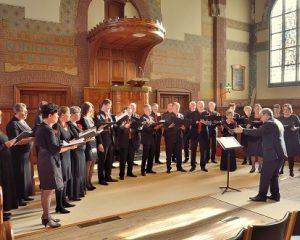 Schiedam grote kerk kleinkoor concertino