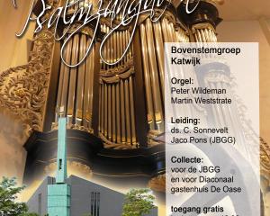 Tholen Reobothkerk Bovenstemgroep Katwijk