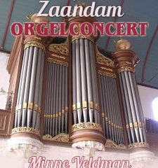Zaandam orgelconcert Oostzijderkerk