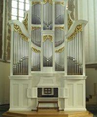 Bach orgel toeristenconcert Wim Loef