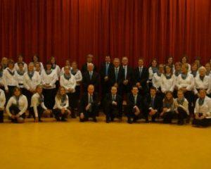 jubileumconcert 10 jaar gemengd koor ouderkerk