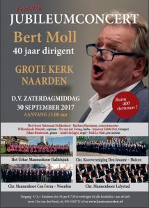4b6e01f250c1c9 Bert Moll jubileumconcert 40 jaar dirigent - Refomuziek