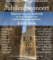 jubileum concert viva vox marcel