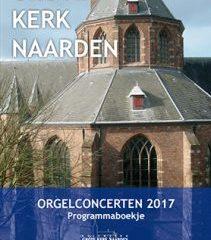 naarden grote kerk orgelconcert harm hoeve