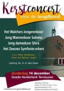 Goede Herderkerk van Terneuzen kerstconcert