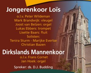 Grote kerk van Gorinchem kerstconcert