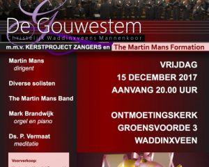 Ontmoetingskerk van Waddinxveen kerstconcert