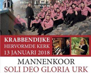 krabbendijke nieuwjaarsconcert Soli Deo Gloria