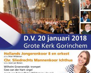 Gorinchem slotconcert hollands jongerenkoor 8