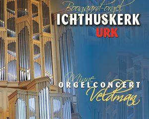 Ichtuskerk Urk nieuwjaarsconcert Minne Veldman