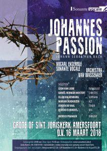 Sint-Joriskerk Amersfoort Mattheus Passion