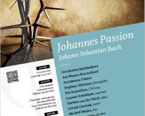 Johannes Passion Adventskerk