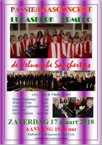 Lukaskerk van ermelo passie & paasconcert