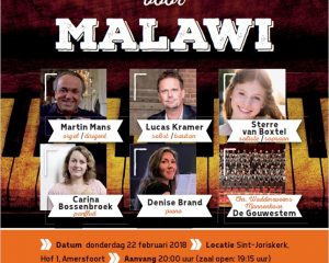 Sint-Joriskerk Amersfoort concert voor Malawi