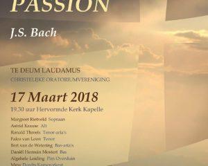 hervormde kerk van kapelle Johannes Passion