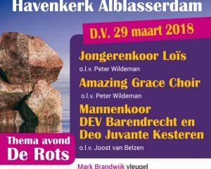 Havenkerk Alblasserdam concert op witte donderdag