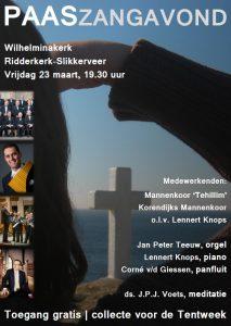 Wilhelminakerk Ridderkerk-Slikkerveer paasconcert