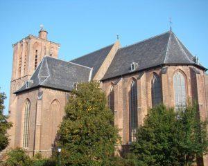 Symfonieorkest Sjosjanim geeft concert in de Grote kerk te Elburg