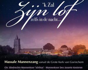 Cd k Zal Zijn lof zelfs in de nacht Martin Zonnenberg dirigent