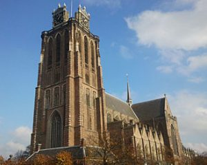 Dordrecht beiaardiersconcert stadshuis en grote kerk