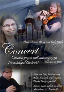 Joodse muziek trinitatiskapel dordrecht