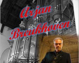 Orgelspektakel Arjan Breukhoven groote kerk maasssluis