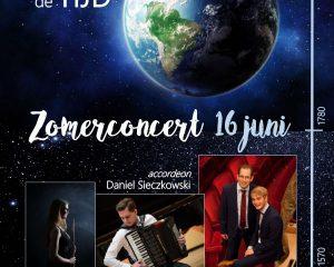 aalwijk concert met Duo Virtuoso