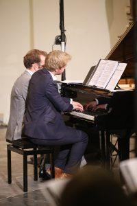 Catherijnekerk te heusden nieuwjaarsconcert met Duo Virtuoso