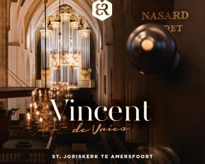 cd vincent de vries Sint-Joriskerk Amersfoort