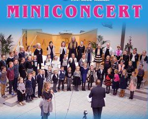 miniconcert Reobothkerk Urk kinderkoor de kleine stem
