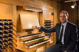 Vredeskerk Katwijk aan zee orgelconcert met vincent de Vries