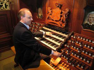 Oude kerk van Putten orgelconcert Vincent de Vries
