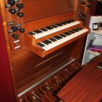 orgel Aalburg hervormde kerk
