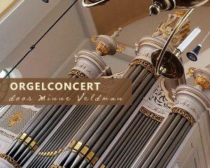 Westzaan Sint-Joriskerk orgelconcert Minne Veldman
