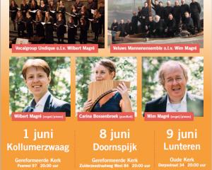 gereformeerde kerk doornspijk concerttour