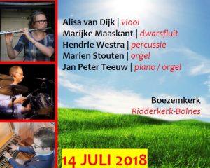 ridderkerk instrumentaal zomeravondconcert