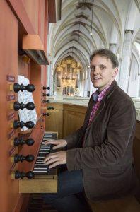 Schildkerk Rijssen orgelconcert met Rien Donkersloot