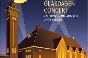 Art Deco Glasdagen concert nationaal glasmuseum Leerdam
