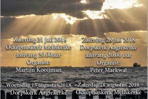 Walcheren zingen in de zomer Meliskerke