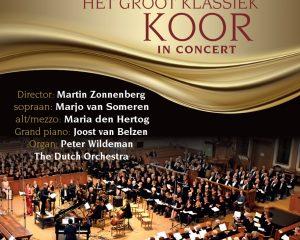 cd het groot klassiek koor in concert