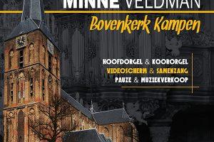 Bovenkerk van Kampen orgelconcert met Minne Veldman