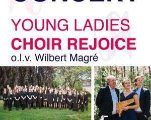 driestwegkerk nunspeet jubileumconcert 5 jaar YLC rejoice