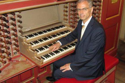 Adventskerk in Alphen aan de Rijn orgelconcert Arjan Breukhoven