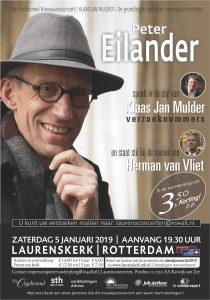 Laurenskerk van Rotterdam met organist Peter Eilander