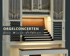 Orgelmakerij Noorlander te Lunteren met Minne Veldman
